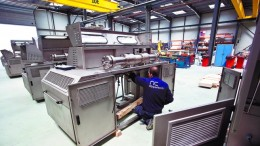 Photo: new HPP intensifier facilities