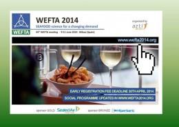 WEFTA 2014