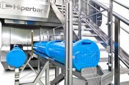 Hiperbaric 525 conveyors detail