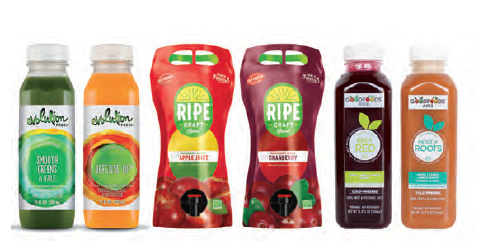 Beverage products consolidates as the fastest growing HPP