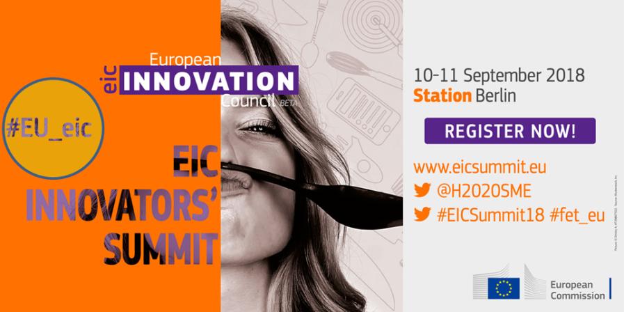 EIC Innovators Summit 2018