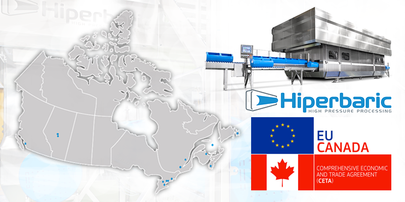 CETA-Hiperbaric-High Pressure Processing