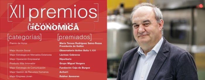 Premios Castilla Leon Economica - Hiperbaric