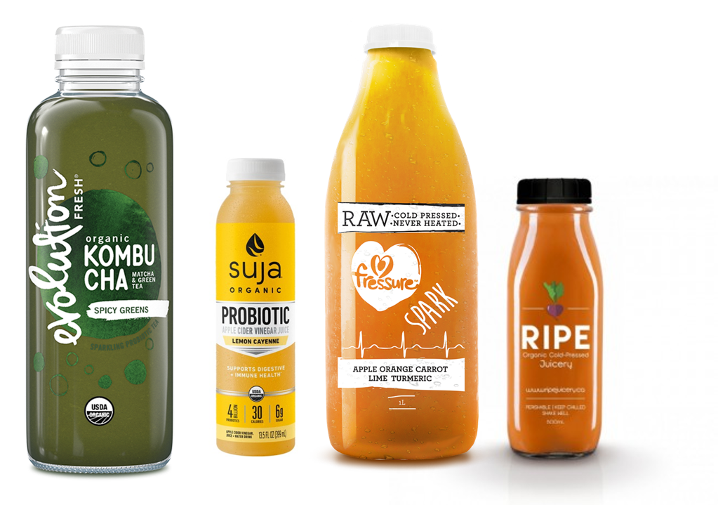 HPP Spicy Beverages
