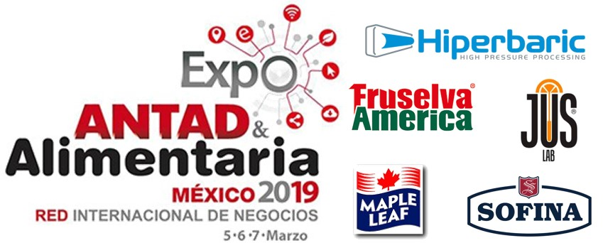 Expo Antad Alimentaria is one of the March events that Hiperbaric will attend