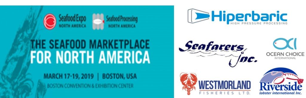 Seafood Expo North America is one of the March events that Hiperbaric will attend