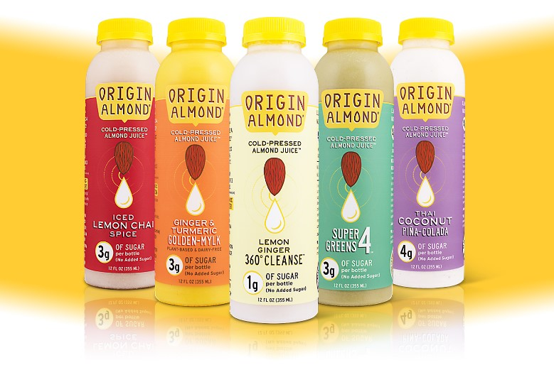 Almond Origin Flavors