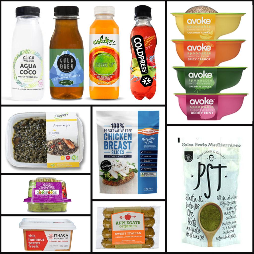 Productos HPP de algunos de nuestros clientes