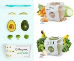 Yamo o Little Spoon son algunos de los clientes con el procesado de babyfood garantizando el uso de productos frescos y seguros en una dieta saludable para niños