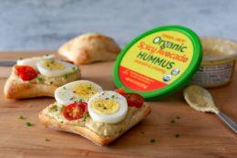 Nuevo producto de Trader Joes que mezcla Guacamole picante con Humus HPP