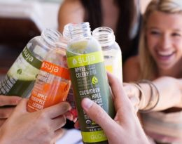 Suja's HPP Packaging