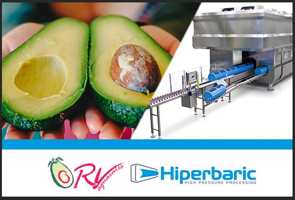 RV Fresh Foods Hiperbaric 420