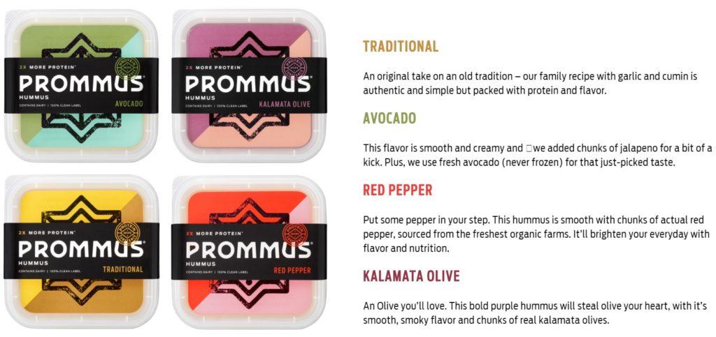 Prommus es uno de los productores que mas esta creciendo en dips y humus HPP
