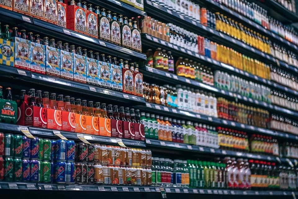 beverages-supermarket