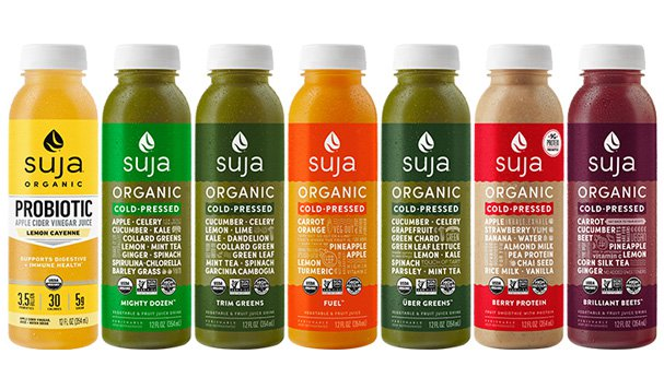 Suja is the most juice HPP brand most know on the world