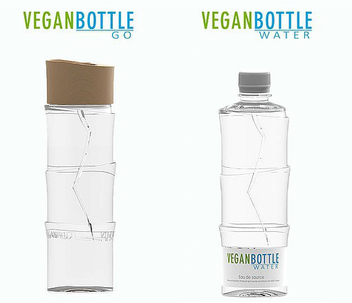 "Biodegradable ""Vegan Bottle"" of Lyspackaging"