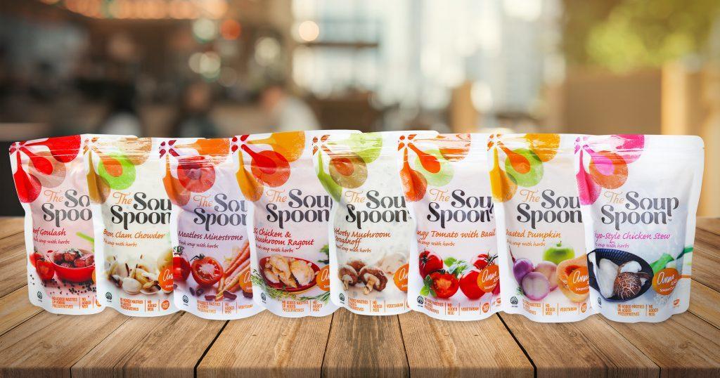 The soup spoon es una de las compañías de platos preparados más importantes del mercado asiático