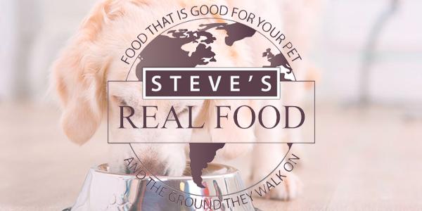 Steves Real food es la empresa de Alimentos HPP para mascotas que organiza el webinar