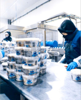 Seafarers Inc. is the pioneer of HPP processing in the fresh crabmeat market.