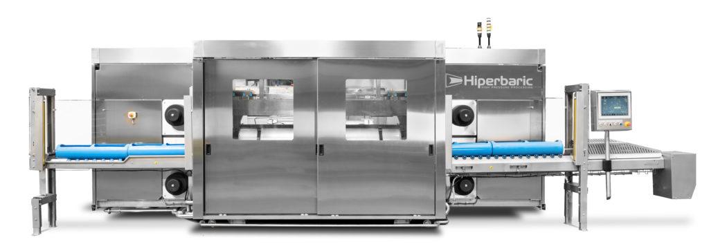 Nueva Hiperbaric 55, referencia entre pequeños equipos industriales HPP