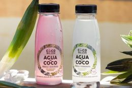 Image 1. Coco Wilson, commercial example of fresh-like HPP coconut water