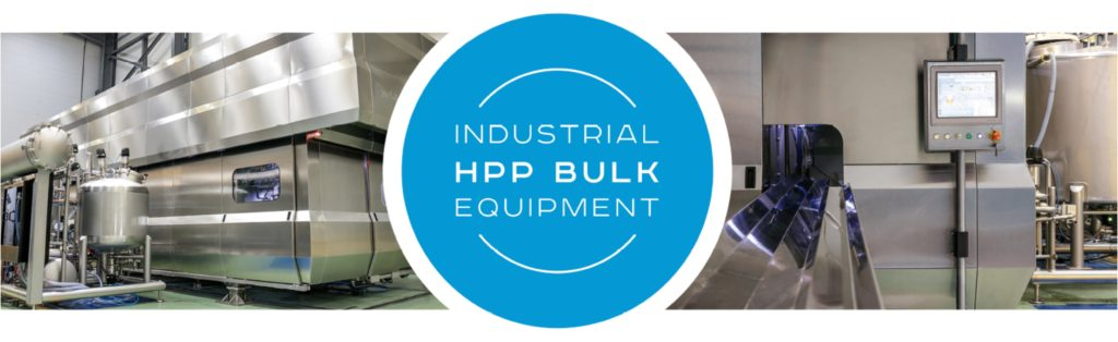 Machine In-Bulk, a global innovation from Hiperbaric